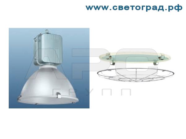 Промышленный светильник-ЖСП 19-250-002