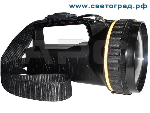 Аккумуляторный фонарь поисково-спасательный ФПС 4/6 ПМ
