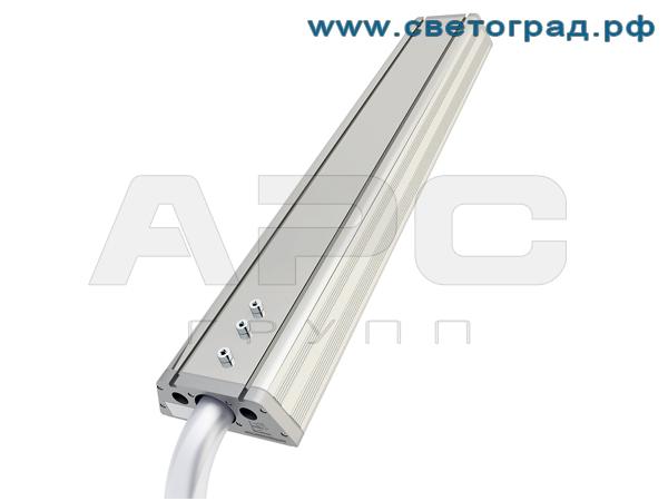 Светильник магистральный светодиодный 180 Вт с широкой кривой ДиУС-160Ш