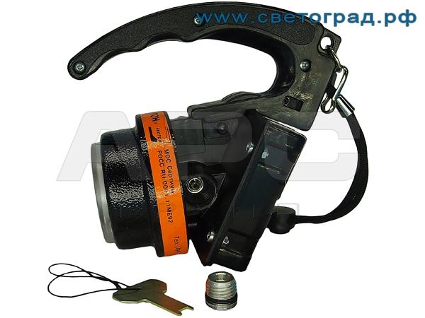 Экотон 5 ФР-ВС М Фара ручная взрывозащищенная светодиодная