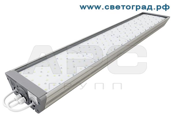 Картинка светодиодного светильника ДиУС-160/120