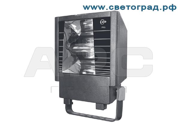 Прожектор 400Вт - ГО 337-400-003 симметричный