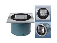 Грунтовый светильник 70Вт - ЖВУ 608–70–001 асимметричный с квадратной рамкой