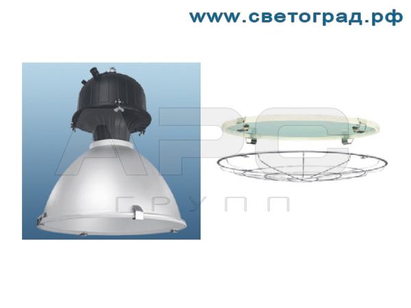 Аварийный промышленный светильник 400Вт - ЖСП 127-400-002А