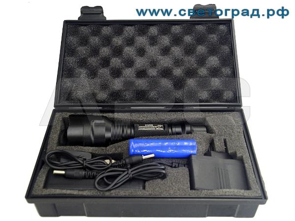 Тактический фонарь ФАП-5
