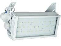 Аварийный светодиодный светильникй с датчиком движения и освещенности 36 Вт ПО 230–27-1–001