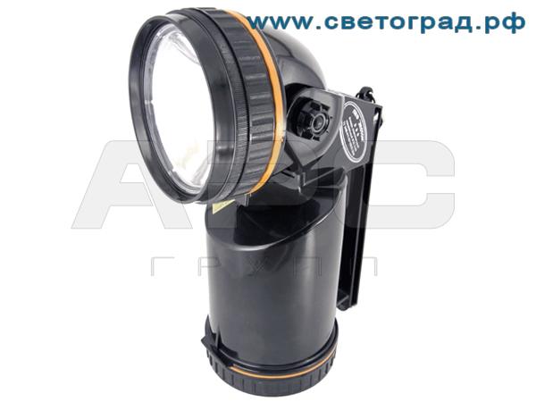 Галогенный аккумуляторный фонарь ФОС
