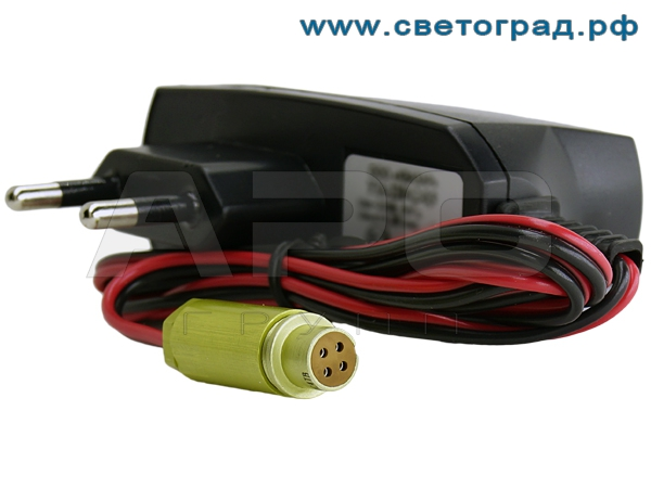 Зарядное устройство для фонаря Экотон-3