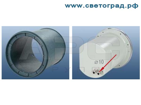 Способ крепления-ГВУ 626-70-001