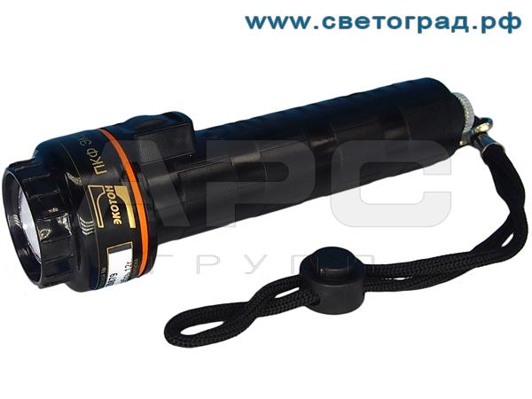 Экотон 17 - фонарик светодиодный карманный