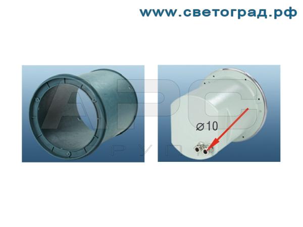 Способ крепления-ГВУ 626-70-002 с ЭПРА