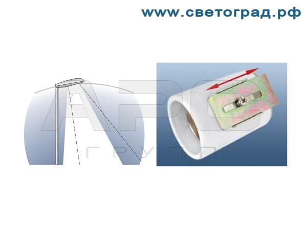 Ламподержатель-ЖКУ-792–250–001