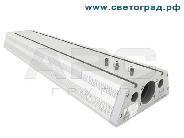 Светильник светодиодный уличный ДиУС-120/120