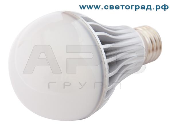 Лампочка светодиодная цоколь Е27