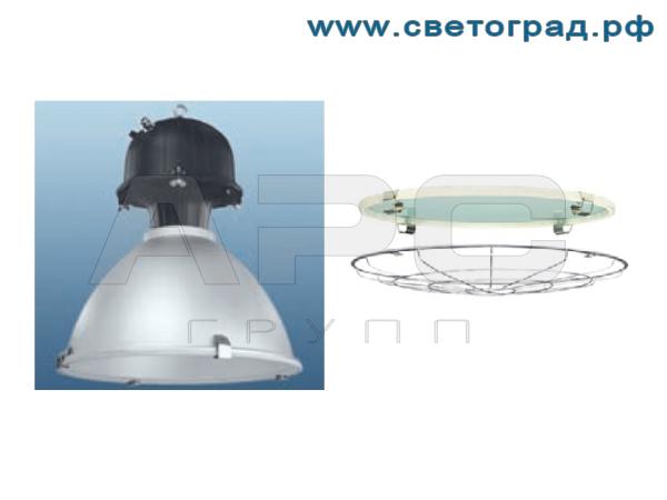 Промышленный светильник-ЖСП 127-400-002