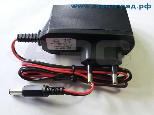 Зарядное устройство - УЗА-220/5.5-0.9