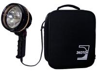 Прожектор ручной портативный осветительно-сигнальный - ПР 12