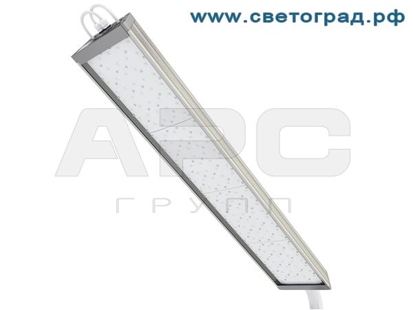 Уличны светодиодный светильник ДиУС-160/120