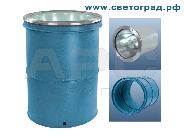 Грунтовый светильник-ГВУ 630-250-001