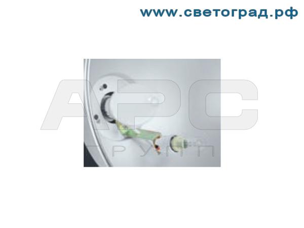 Аварийная лампа-ЖСП 127-150-002А