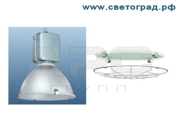 Промышленный светильник-РСП 19-125-002