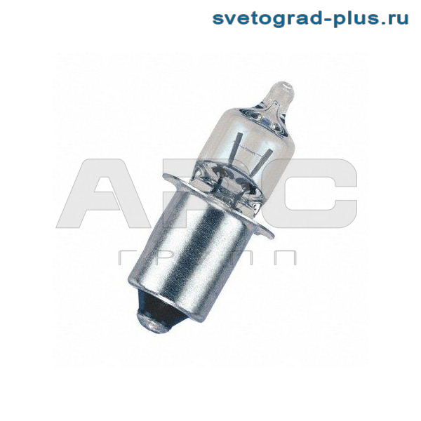 Галогеновая лампа 6v 0.75a для фонарей