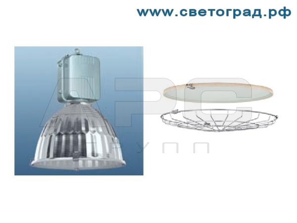 Промышленный светильник-ЖСП 19-400-001