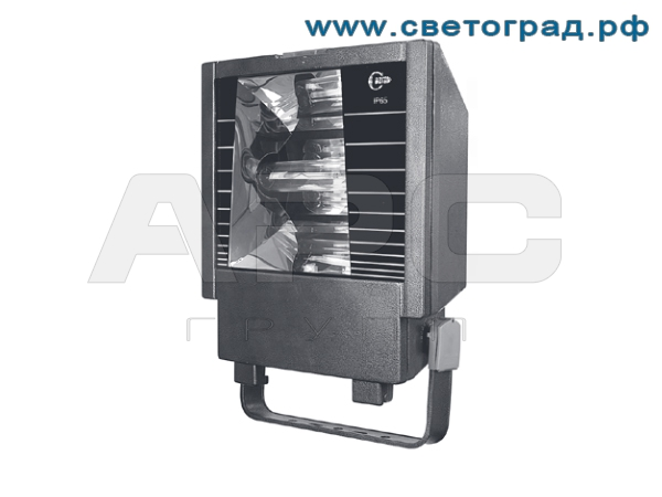 Прожектор ЖО-337-400-003 400Вт