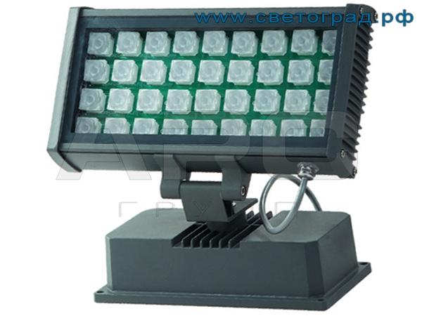 Прожектор декоративный светодиодный ПО 211–36–001 Оптикс